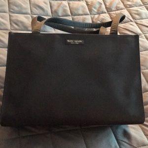 Kate Spade Black Nylon Bag